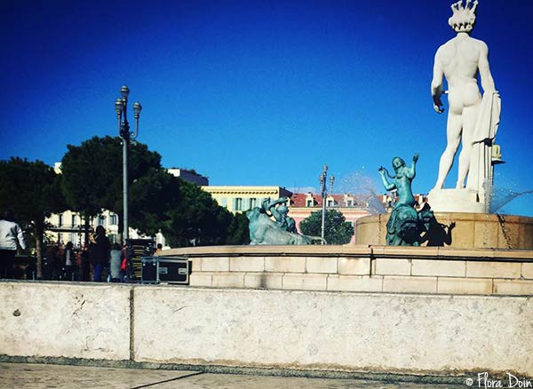 Apollon, Place Massena, Nice