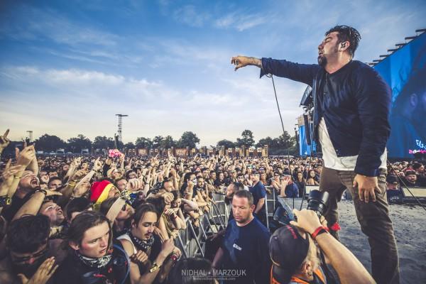 hellfest, hellfest open air, clisson, deftones, neo metal