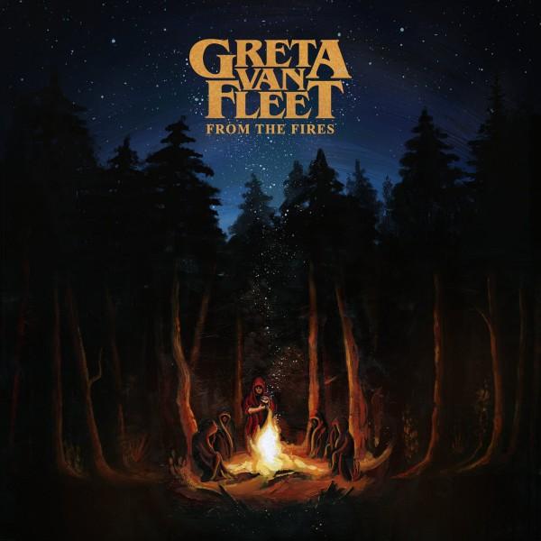 Greta Van Fleet - Into The Fires