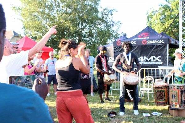Badou et Jade - Béguéé Fest