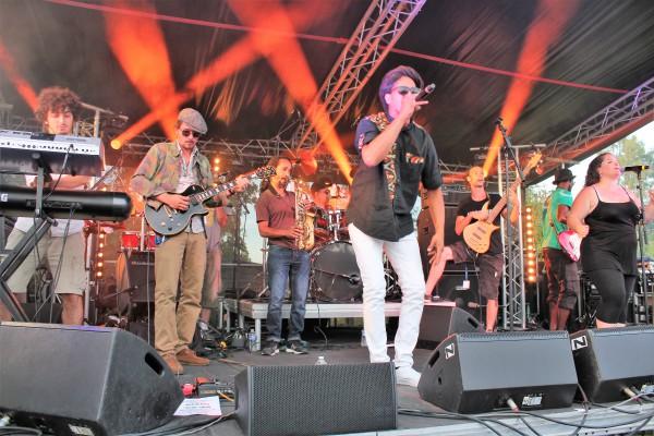 Henen & The Milay Band   Béguée Fest
