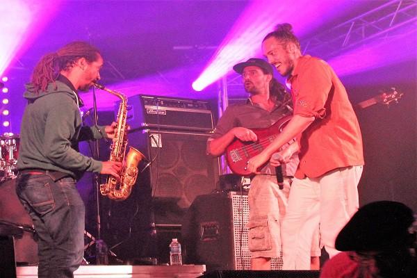 Ryon et Saxo du Milay Band - Béguéé Fest