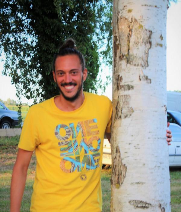Cam du groupe Ryon au Béguéé Fest