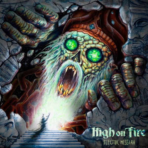 2018, album, electric messiah, high on fire, metal, lyrics video
