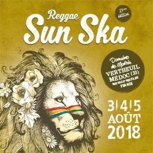 Logo Reggae Sun Ska 21 ème édition