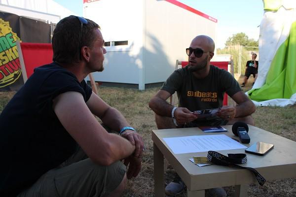 Interview Naksookhaw au Sun Ska