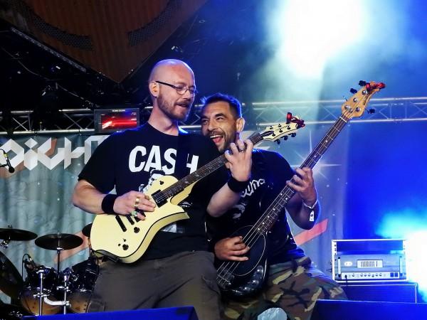 Voight Kampff, substance rêve, metal, techno-thrash, thrash, interview,