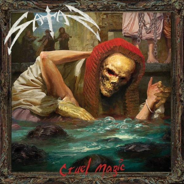 Satan, 208, album, death knell for a king, cruel magic