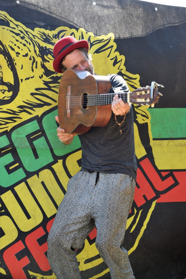 Pierre Nesta au Reggae Sun Ska