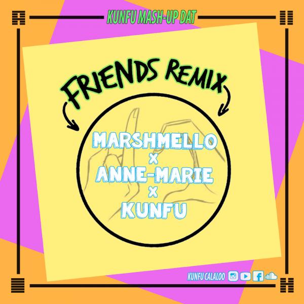 kunfu calaloo, friends, remix