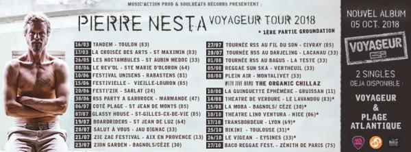 Pierre Nesta - Voyageur Tour