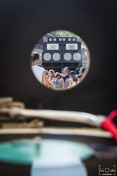shining sound system, nomade reggae festival, 2018