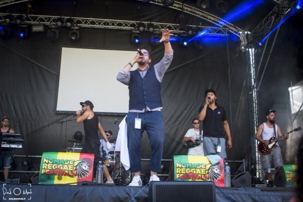 disk-r, nomade reggae festival, 2018
