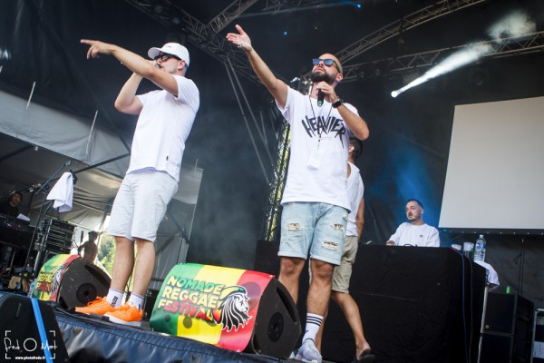 obf, nomade reggae festival, 2018