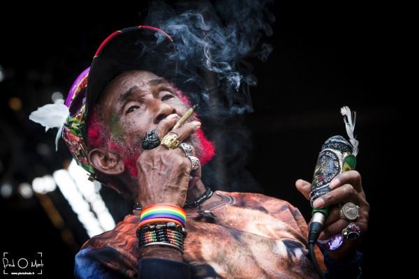 lee perry, nomade reggae festival, 2018