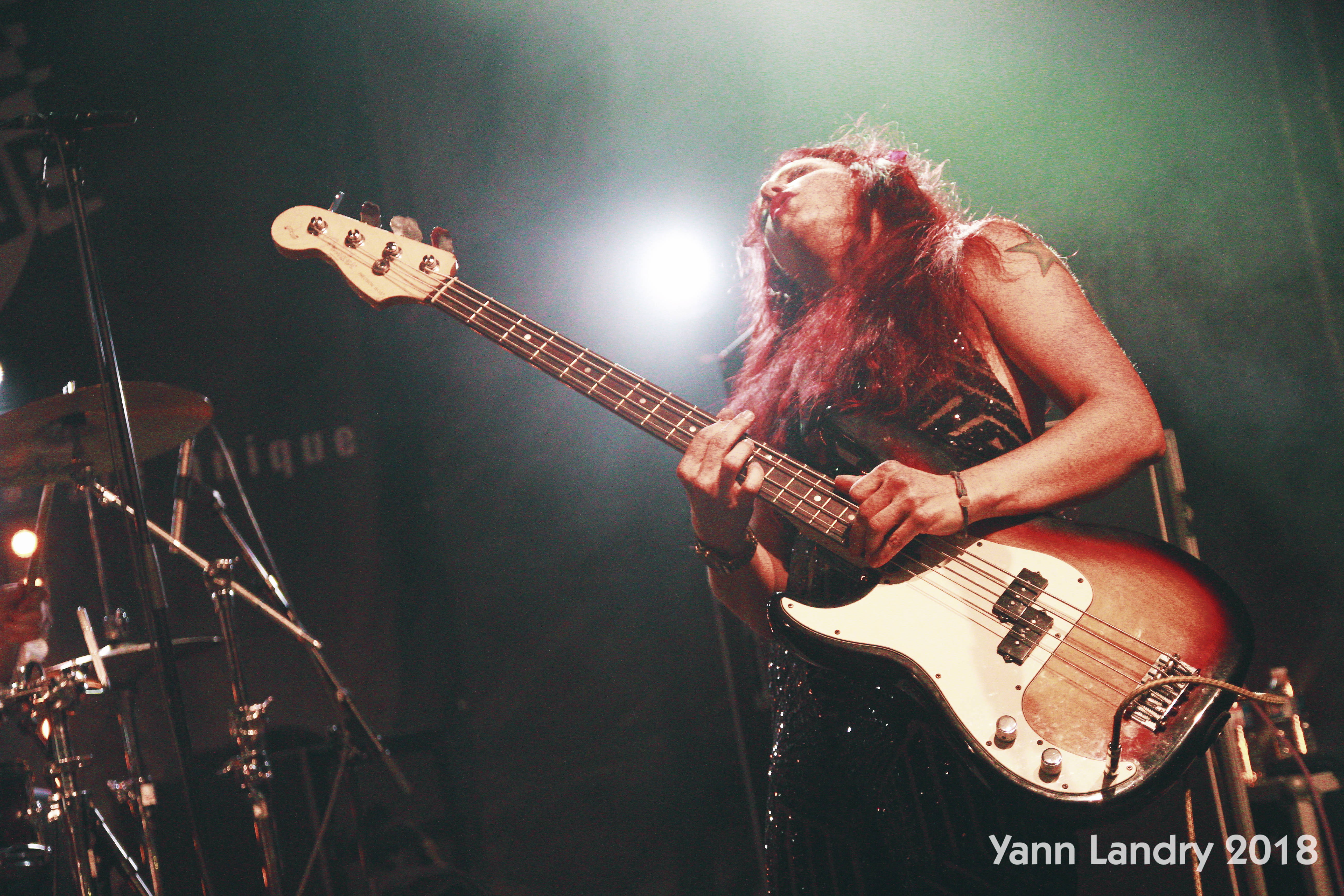 Danielle Nicole Band,  Guitare en Scène 2018