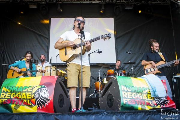 nomade reggae festival, frangy, junior tshaka
