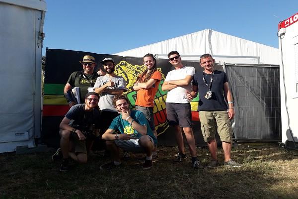 Dub Silence et La Grosse Radio au Reggae Sun Ska