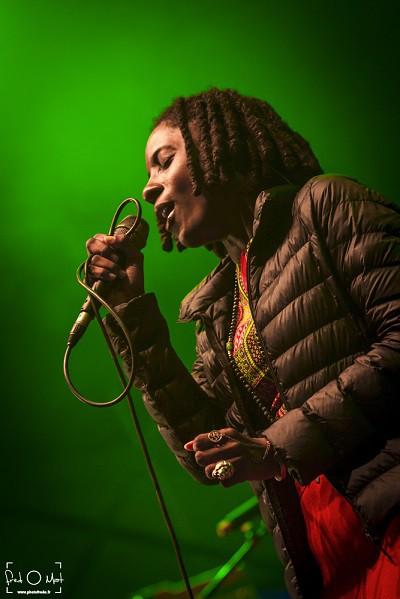 nomade reggae festival, frangy, jah9