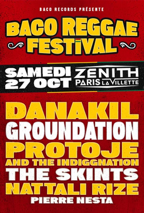 Groundation au Baco Reggae Festival