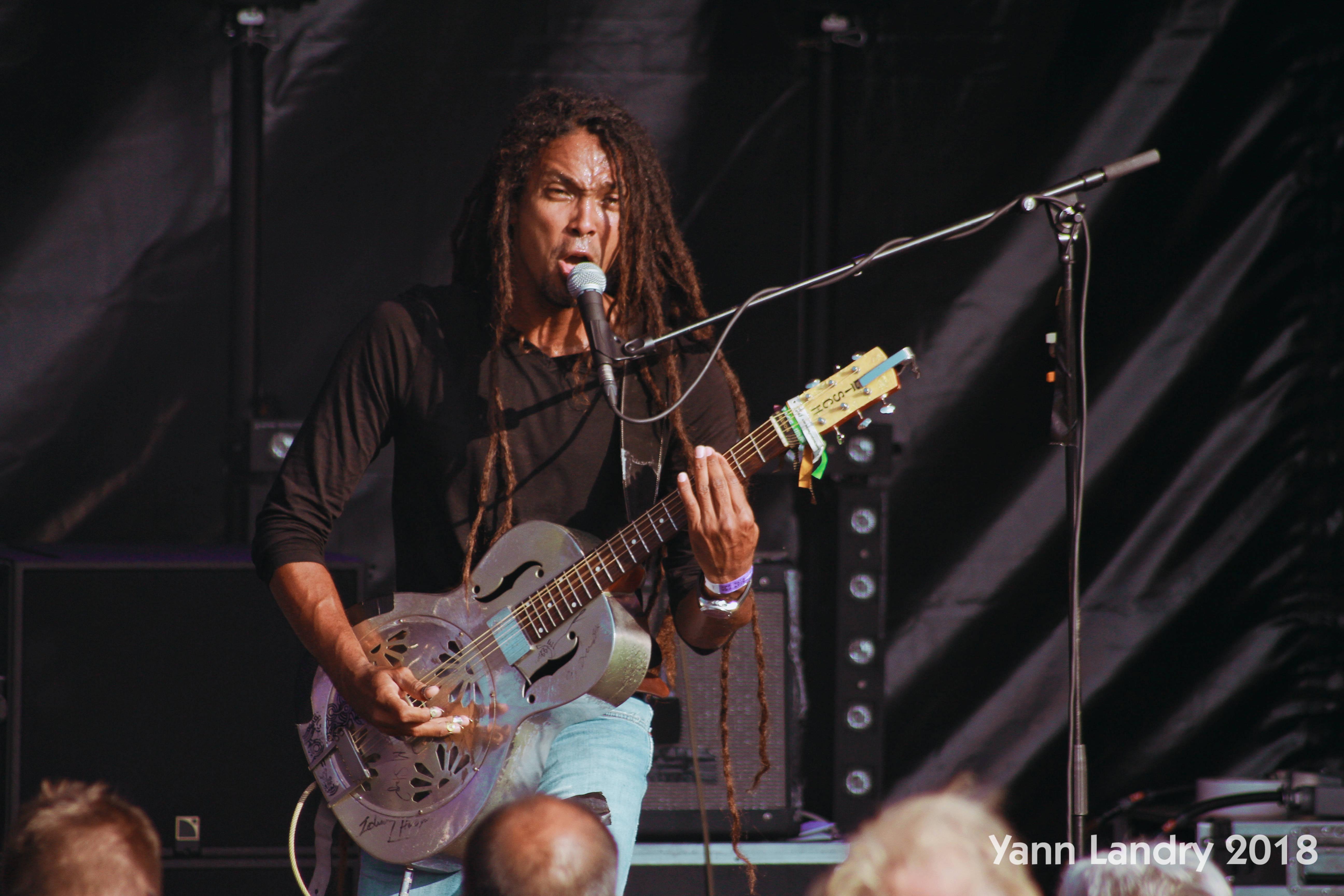 The Two, Blues Band, blues, dobro, Festival, Guitare en scène 2018