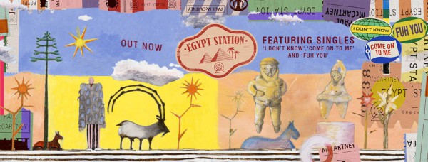 Paul McCartney, Egypt Station, chronique, album