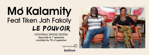 Mo'Kalamity feat. Tiken Jah Fakoly - Le Pouvoir