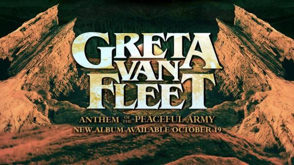 Greta Van Fleet, Anthem of The Peaceful Army, chronique, album