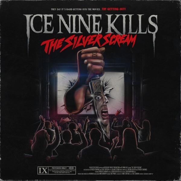 2018, clip, album, ice nine kills, a grave mistake, the silver scream