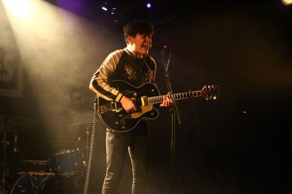 Dan Stock, guitare, Maroquinerie, septembre, Pias Nites