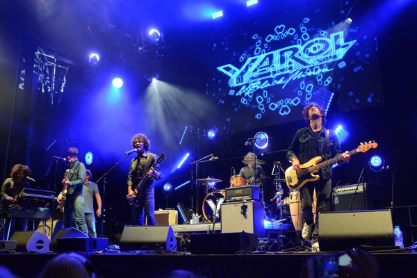 yarol et Black Minou Live Perthes 2018