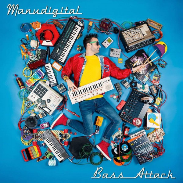 manudigital, bass attack, winner