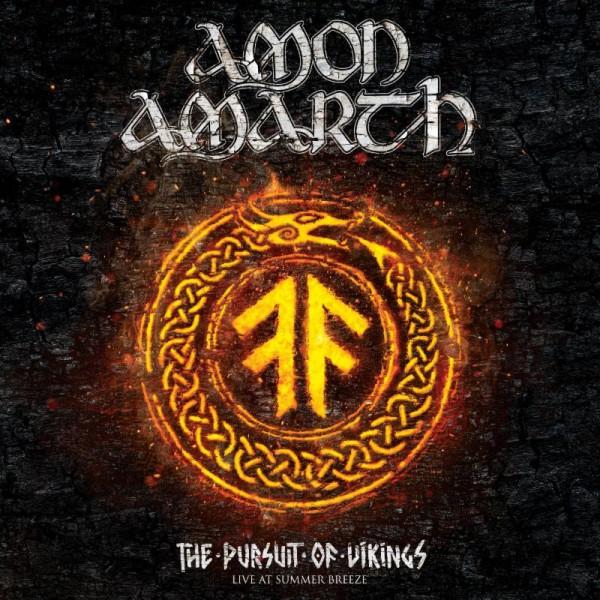 2018, amon amarth, live album, documentaire, twilight of the thunder god