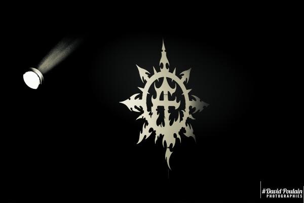 sinsaenum, repulsion for humanity, death metal, hatesphere, T.A.N.K., le flow
