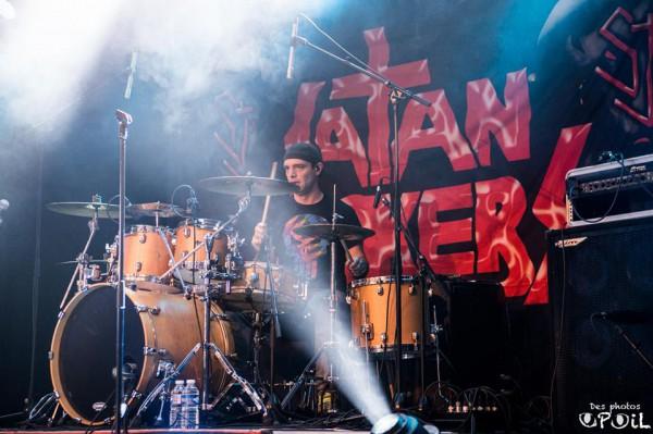 2018, Concert, Metal, Release, Satan Jokers, Oblivion, Seyminhol