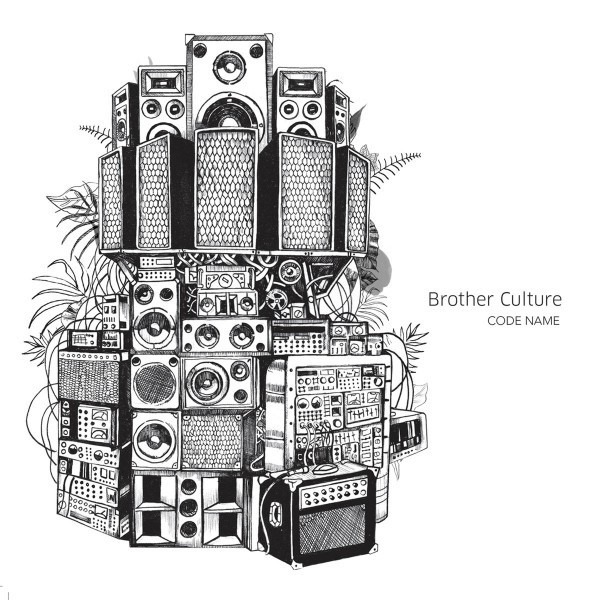 Brother Culture - Code Name, cover