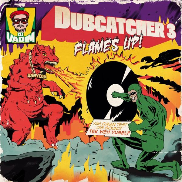 dj vadim, dubcatcher, volume 3