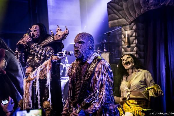 Lordi, sexorcism, tournée 2018, sextourcism, Silver Dust, Egokills, Petit Bain, Paris, catphotographie, vacarm