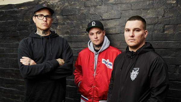 the amity affliction, misery, metalcore, post-hardcore, australia, unfd, 2018, joel birch, ahren stringer