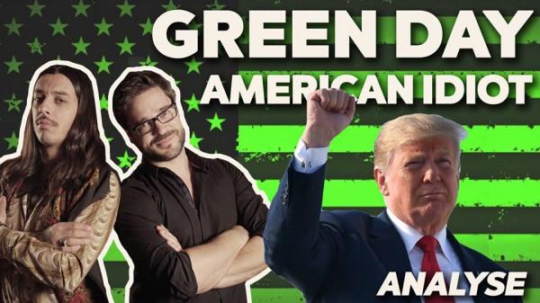 une chanson l'addition, samuel degasne, green day, american life