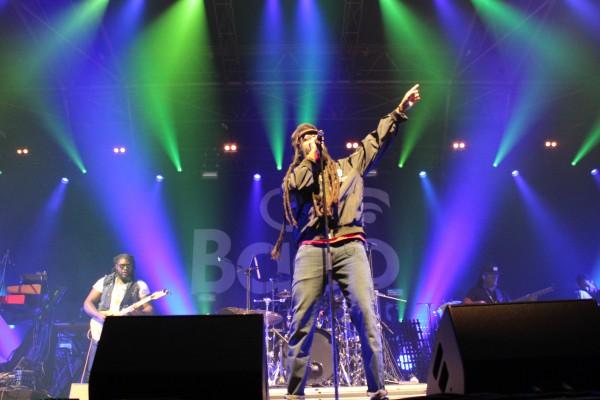 Protoje au Baco Reggae Festival