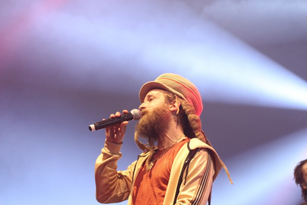 Manjul au Baco Reggae Festival