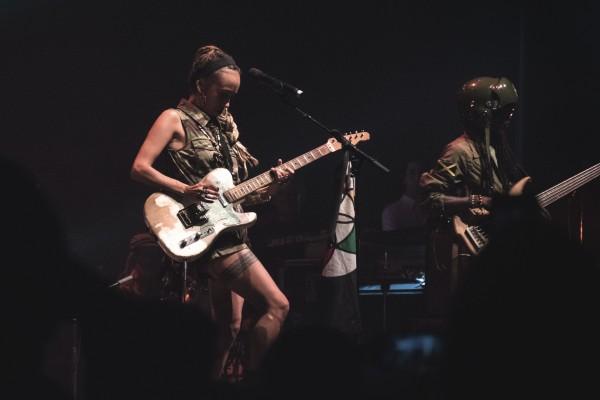Nattali Rize au Baco Reggae Festival
