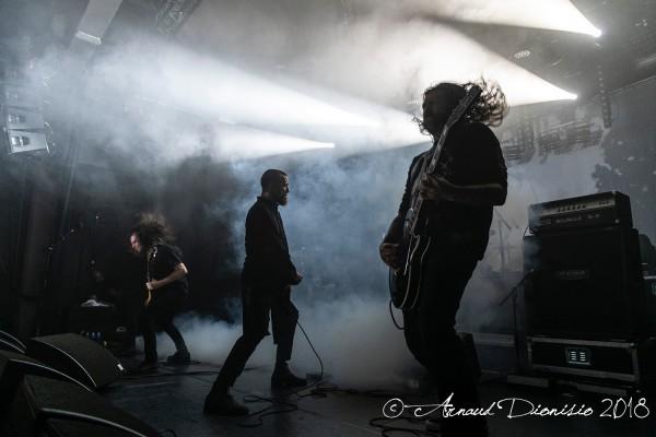 2018, Festival, Amenra