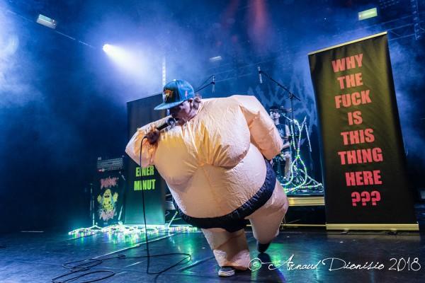 2018, Festival, Insanity Alert