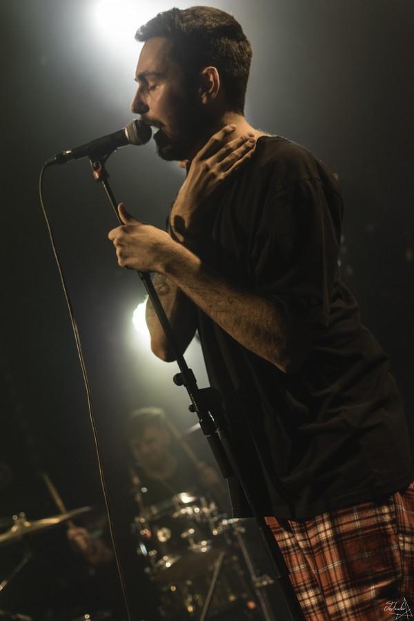 Tom Weaver, Pyjamas, Casey, Trabendo, Paris, 2018