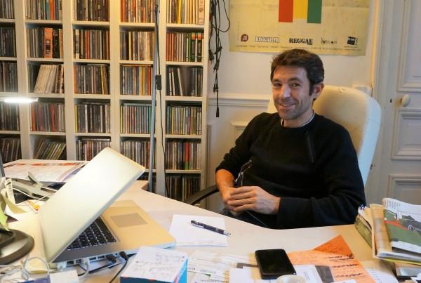 Maxime Nordez, iWelcom