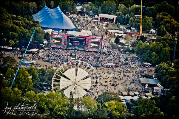 Sziget Festival -Yog Photography pour La Grosse Radio