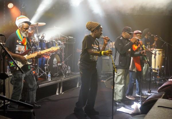 Black Roots, Trabendo Paris (15/11/2018)
