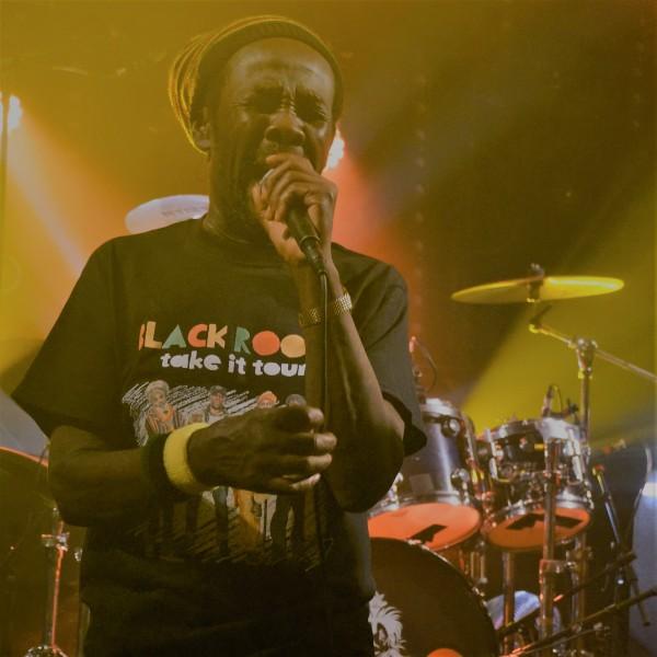Errol Brown, Black roots, Trabendo Paris (15/11/2018)